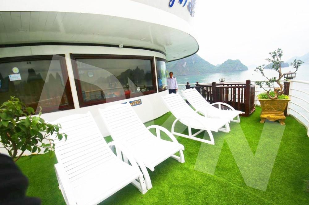 1, Một số hình ảnh của dự ánTrải cỏ Du thuyền Hạ Long Silversea Cruise 3