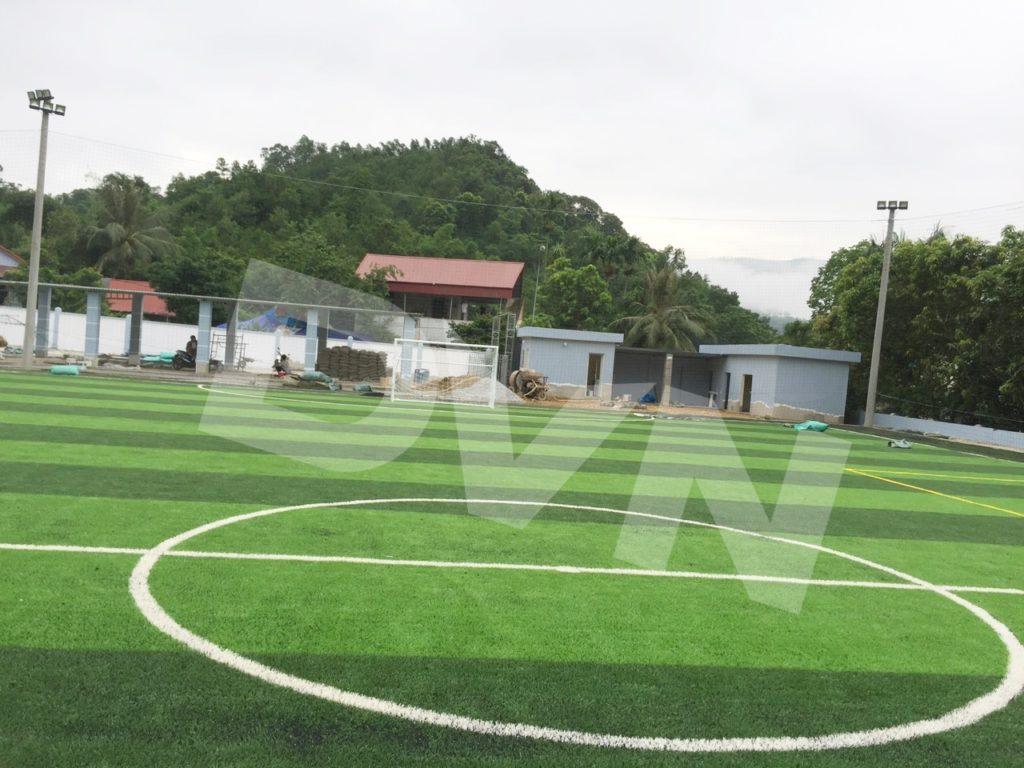 1, Một số hình ảnh của dự án sân bóng đá tại Lang Chánh, Thanh Hóa 3