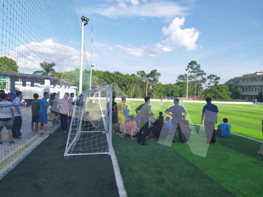 1, Một số hình ảnh của dự án sân bóng đá tại Lang Chánh, Thanh Hóa 10
