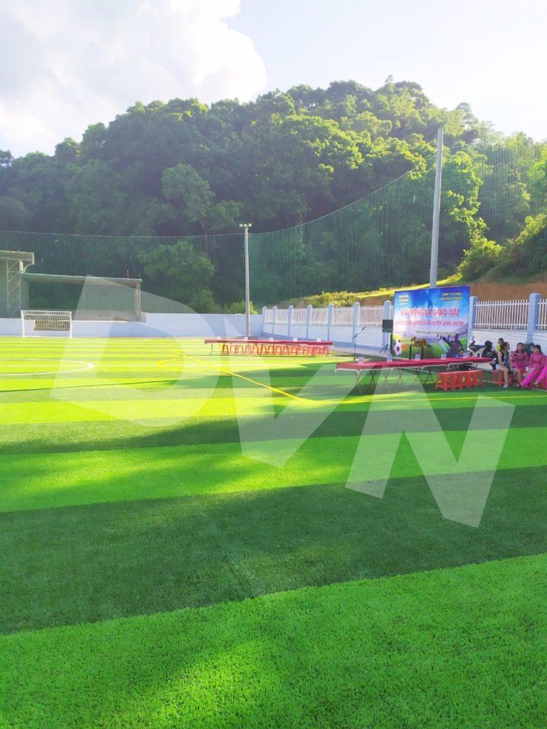 1, Một số hình ảnh của dự án sân bóng đá tại Lang Chánh, Thanh Hóa 8