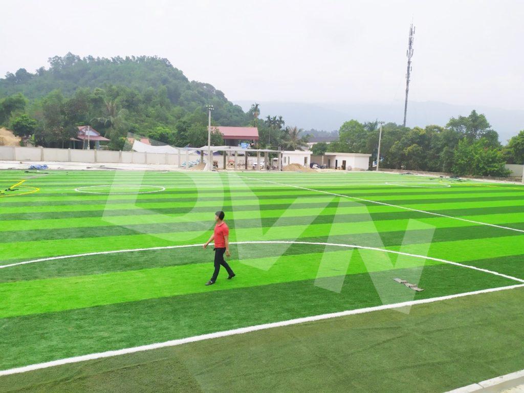 1, Một số hình ảnh của dự án sân bóng đá tại Lang Chánh, Thanh Hóa 6