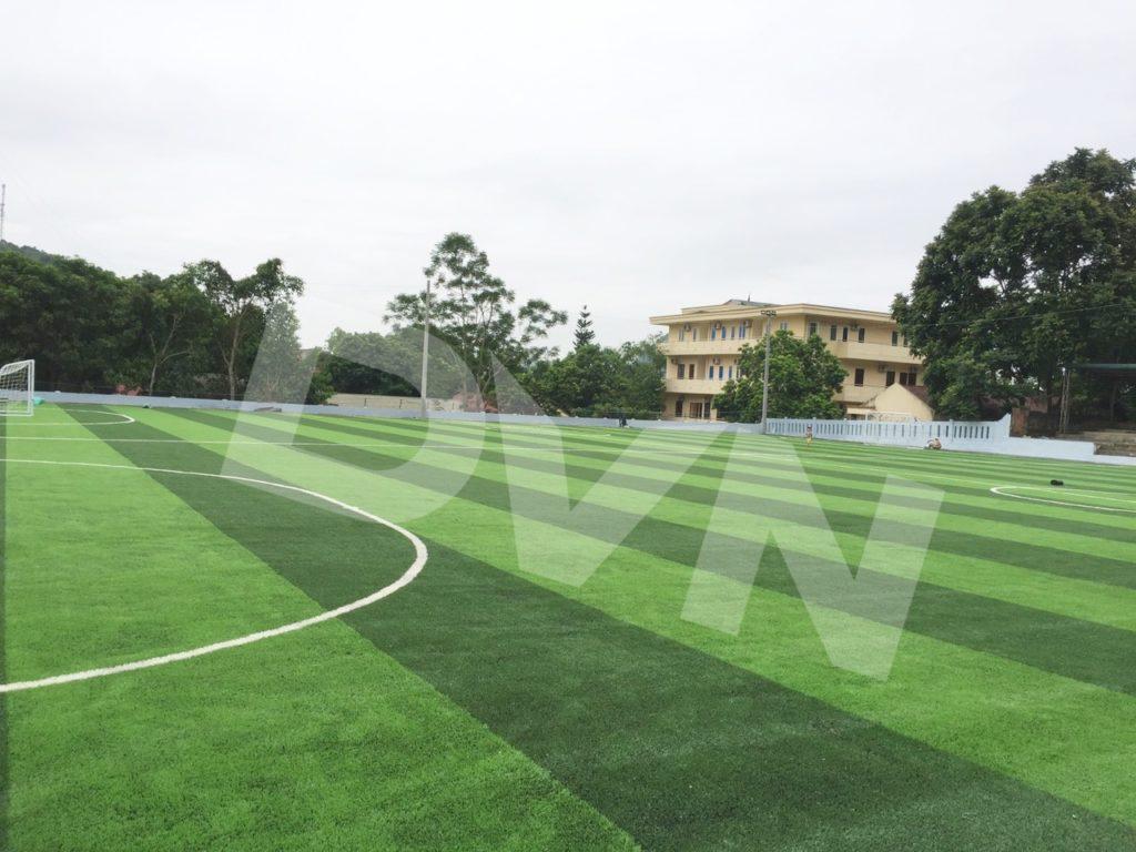 1, Một số hình ảnh của dự án sân bóng đá tại Lang Chánh, Thanh Hóa 4