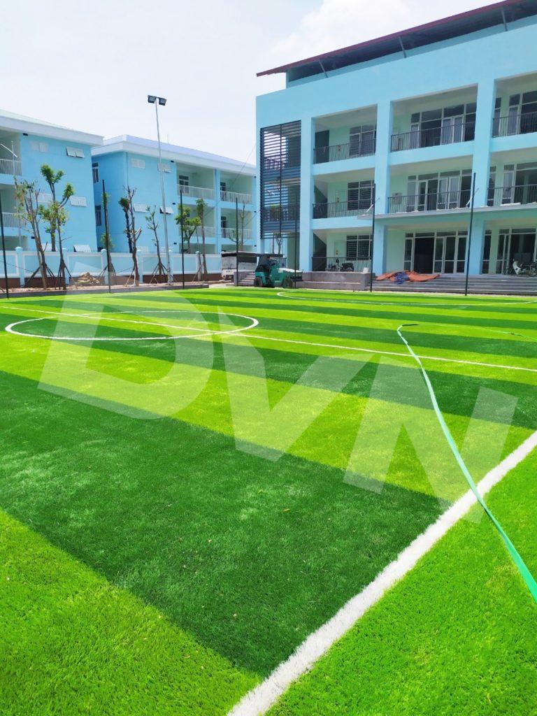 1, Một số hình ảnh của dự ánsân bóng Trường tiểu học Phú Diễn, Hà Nội 4