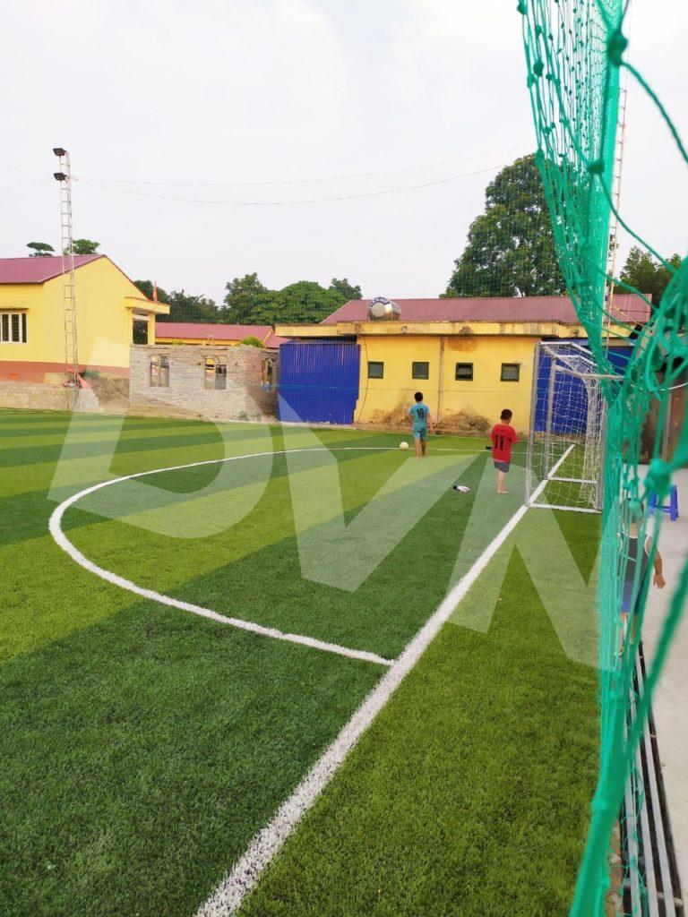 1, Một số hình ảnh của dự án sân bóngVõ Nhai, Thái Nguyên 5