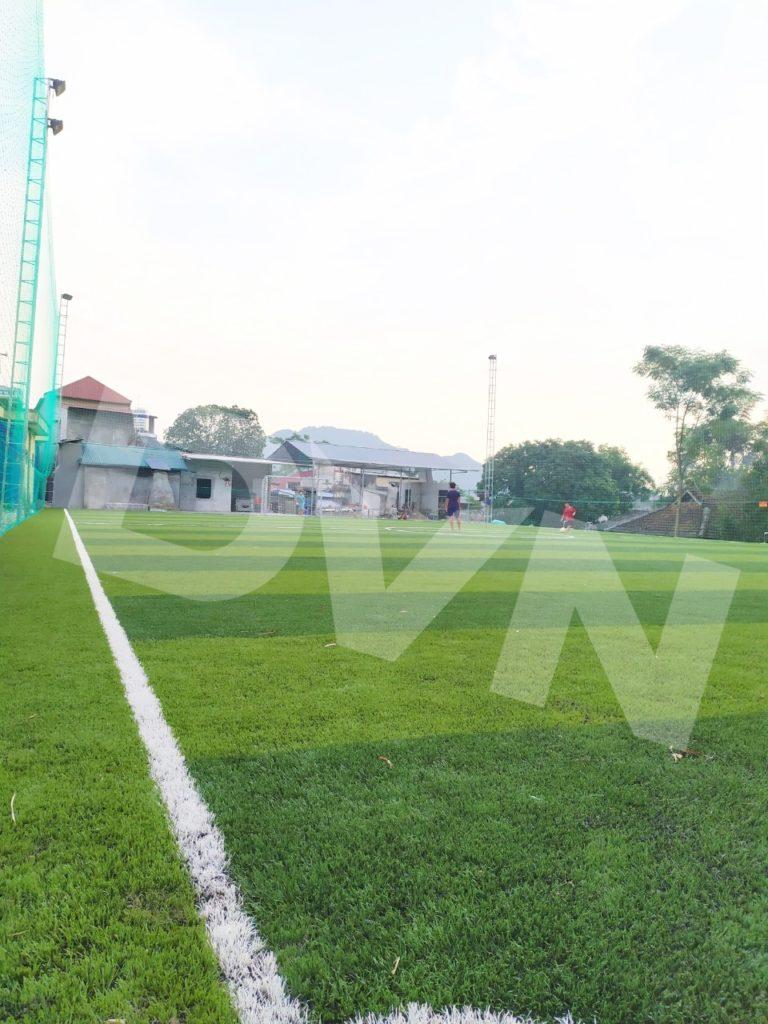 1, Một số hình ảnh của dự án sân bóngVõ Nhai, Thái Nguyên 2