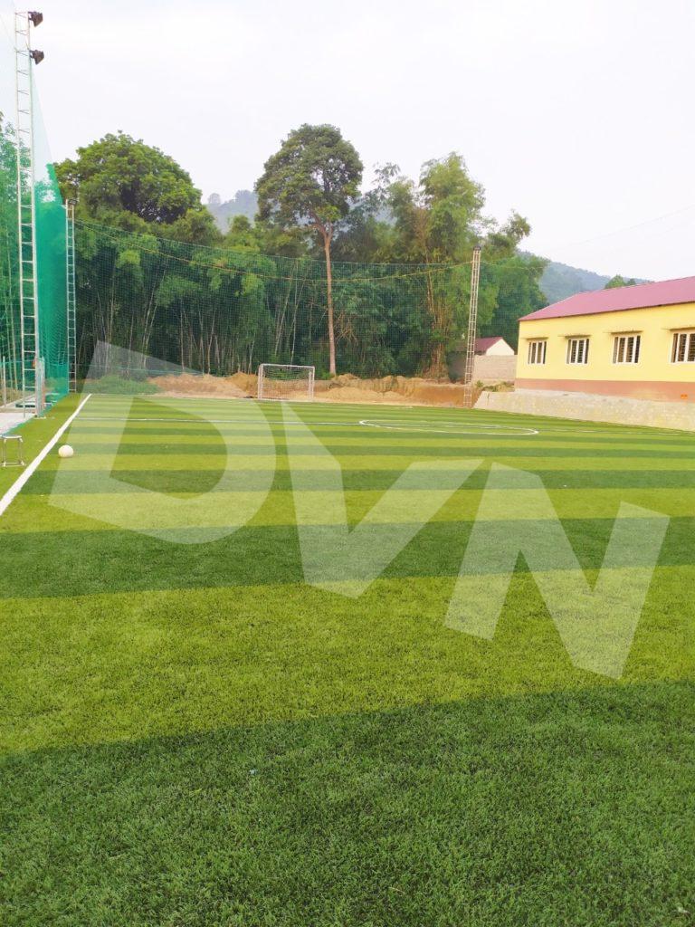 1, Một số hình ảnh của dự án sân bóngVõ Nhai, Thái Nguyên 4