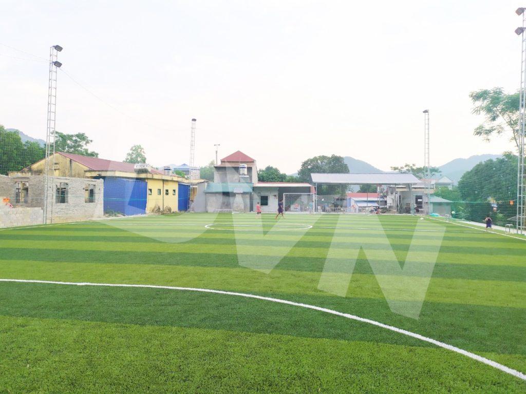 1, Một số hình ảnh của dự án sân bóngVõ Nhai, Thái Nguyên 1