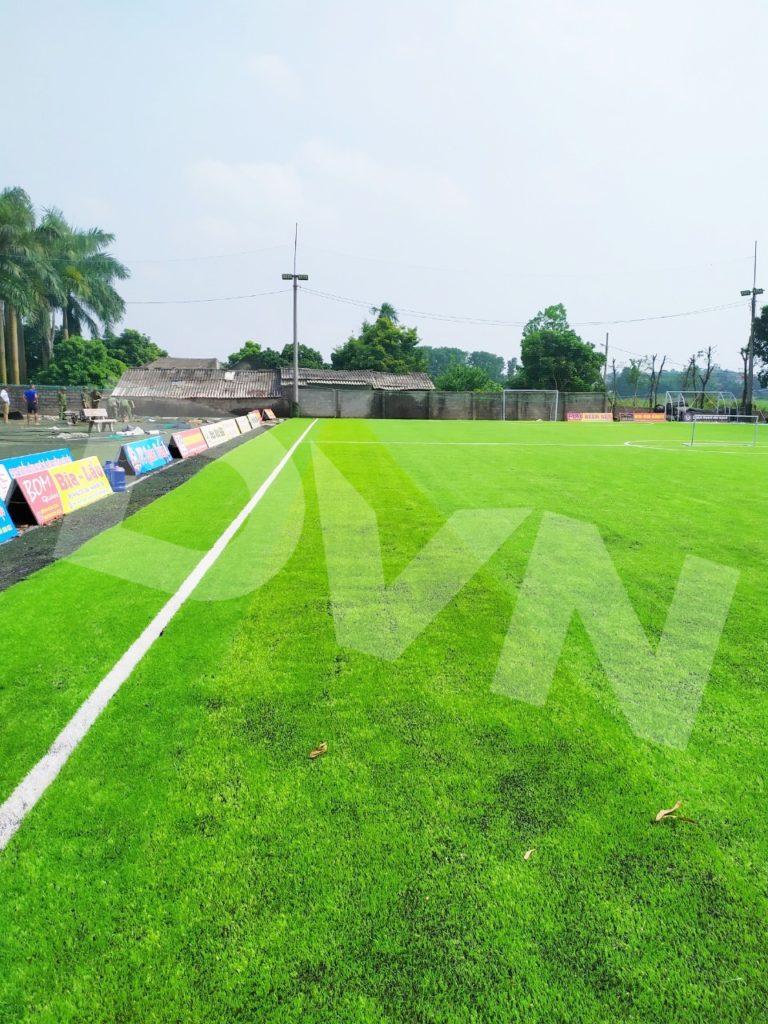 1, Một số hình ảnh của dự án sân bóng Đồng Hỷ, Thái Nguyên 3