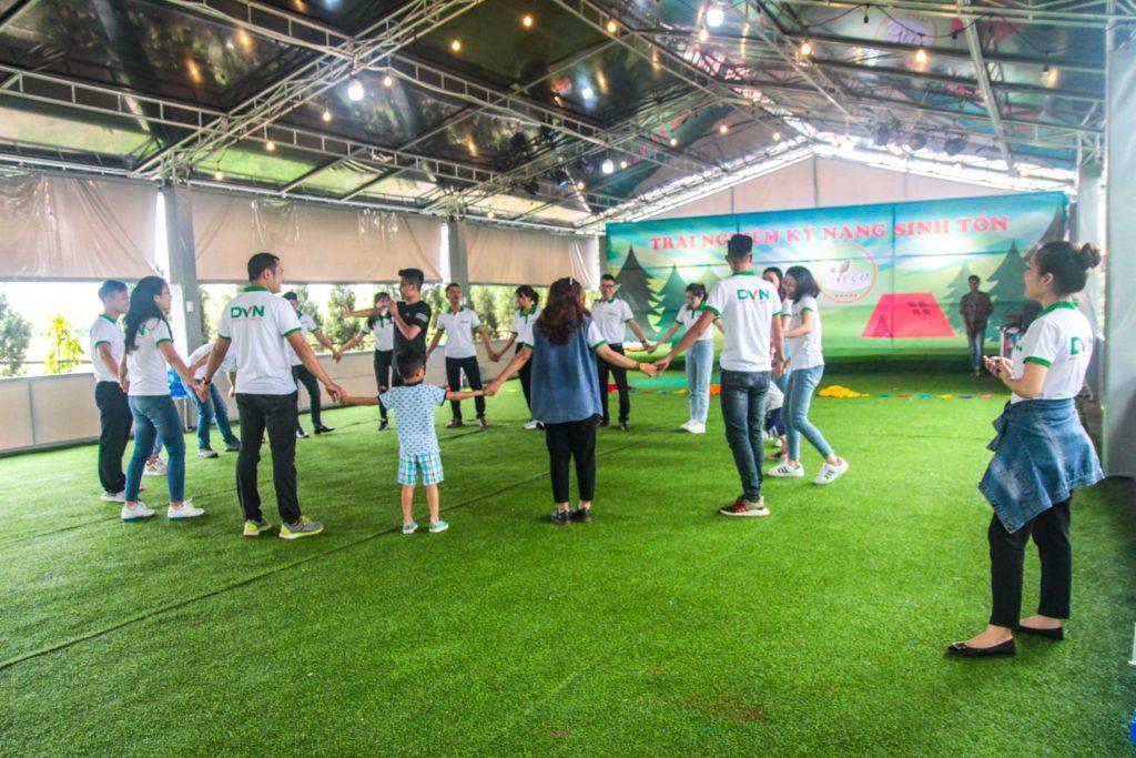 DVN Team Building quý 2/2019 - Công ty TNHH DVN Việt Nam 1