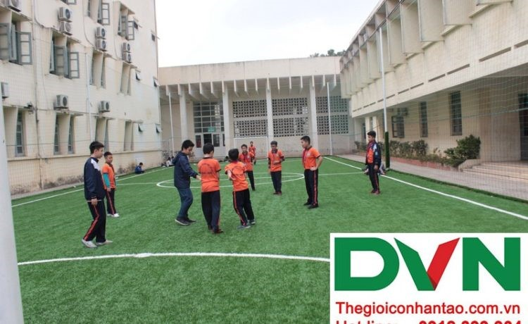 """Trường THCS Việt Nam – AnGiêRi đã đồng hành cùng chương trình """"Strong VietNam"""" 4"""