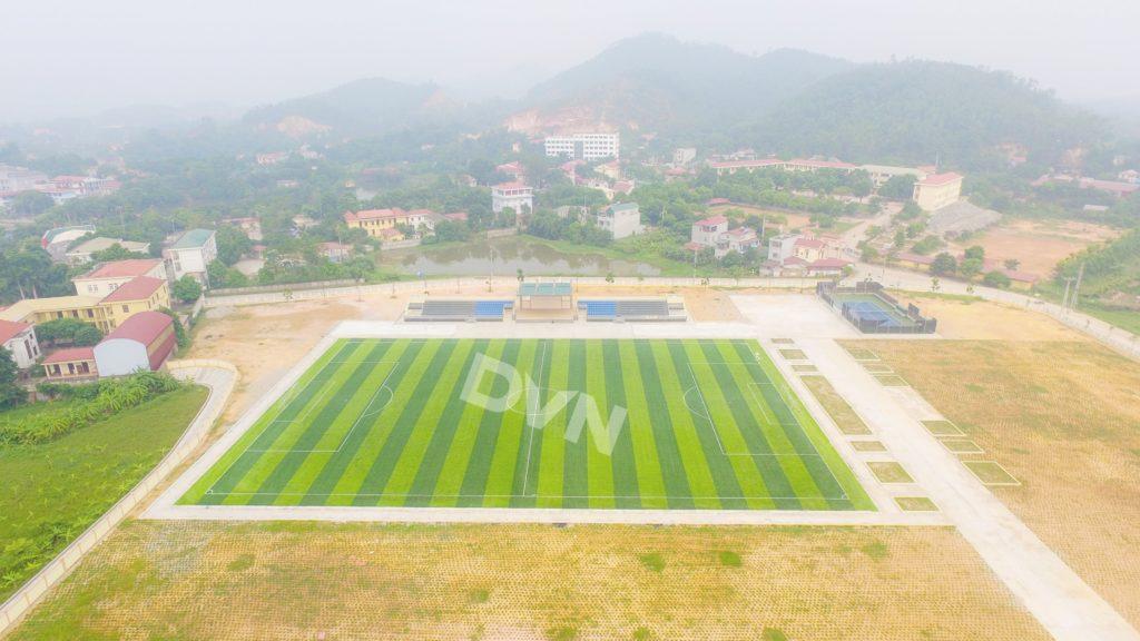 1, Một số hình ảnh của dự án Sân vận động huyện Thanh Thuỷ 15