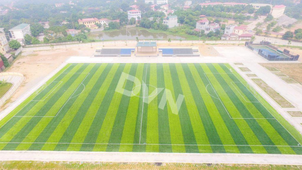 1, Một số hình ảnh của dự án Sân vận động huyện Thanh Thuỷ 14