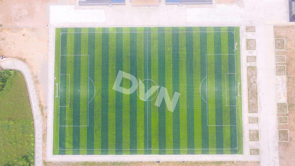 1, Một số hình ảnh của dự án Sân vận động huyện Thanh Thuỷ 12