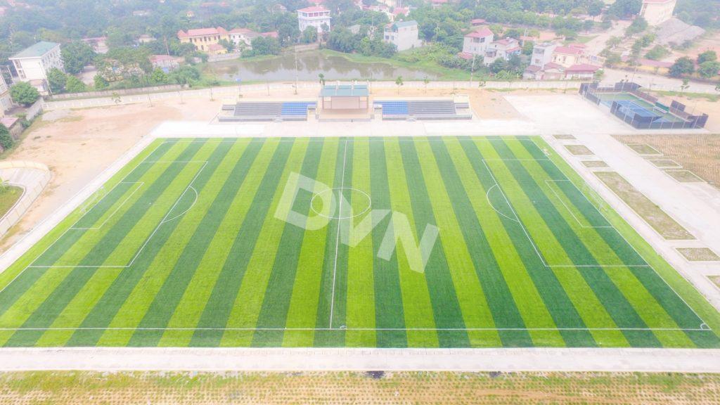 1, Một số hình ảnh của dự án Sân vận động huyện Thanh Thuỷ 1