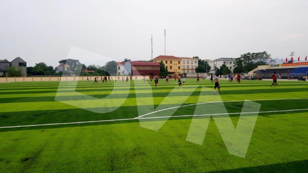 1, Một số hình ảnh của dự án Sân vận động huyện Thanh Thuỷ 9