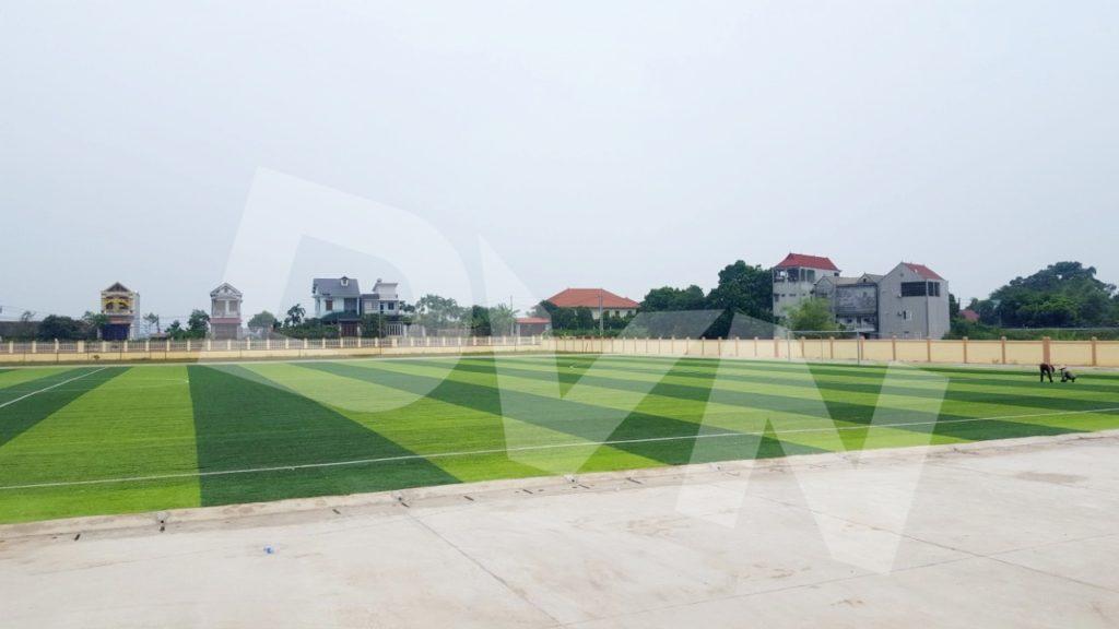 1, Một số hình ảnh của dự án Sân vận động huyện Thanh Thuỷ 7