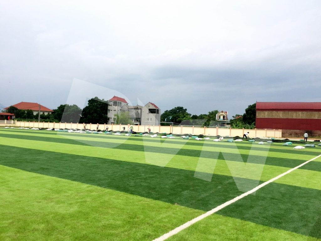 1, Một số hình ảnh của dự án Sân vận động huyện Thanh Thuỷ 6