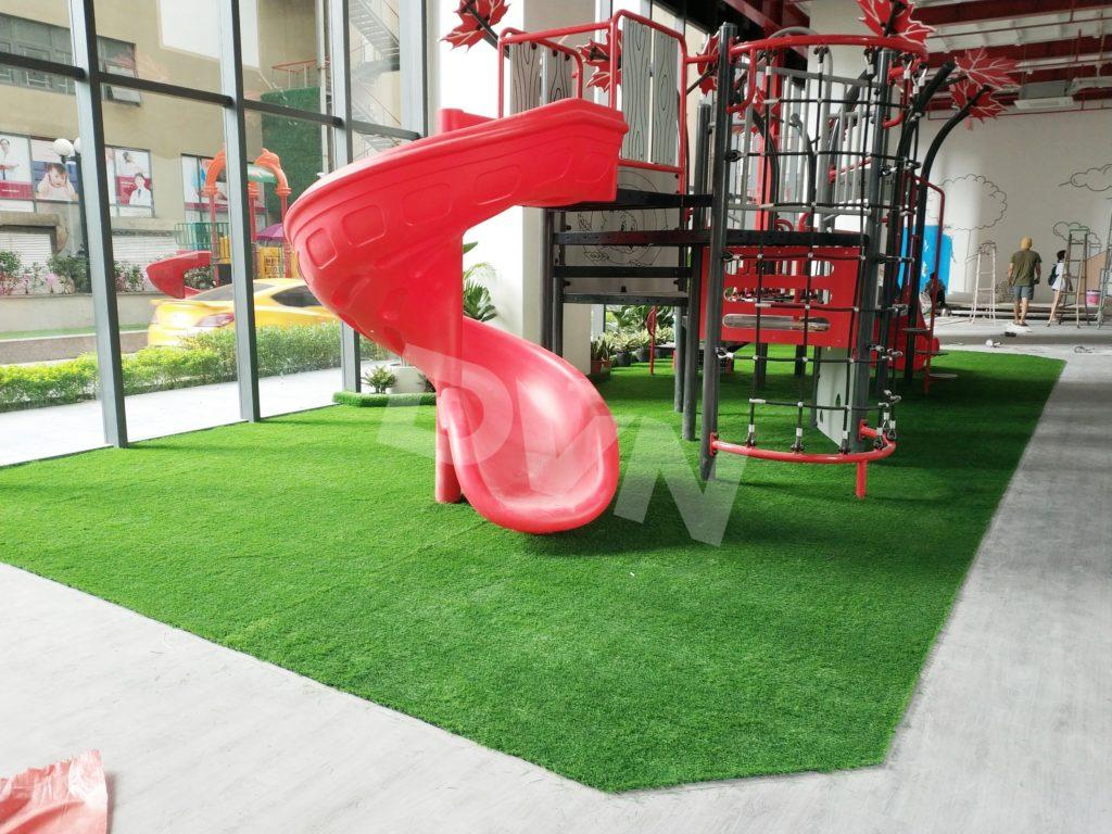 1, Một sốdự ántrải cỏ tạiTrường Mầm non quốc tế Canada Maple Bear 3
