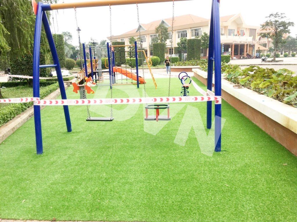 1, Một số hình ảnh sân chơi tạiTrung Tâm Văn Hóa - Thể Thao Huyện Bến Lức 2