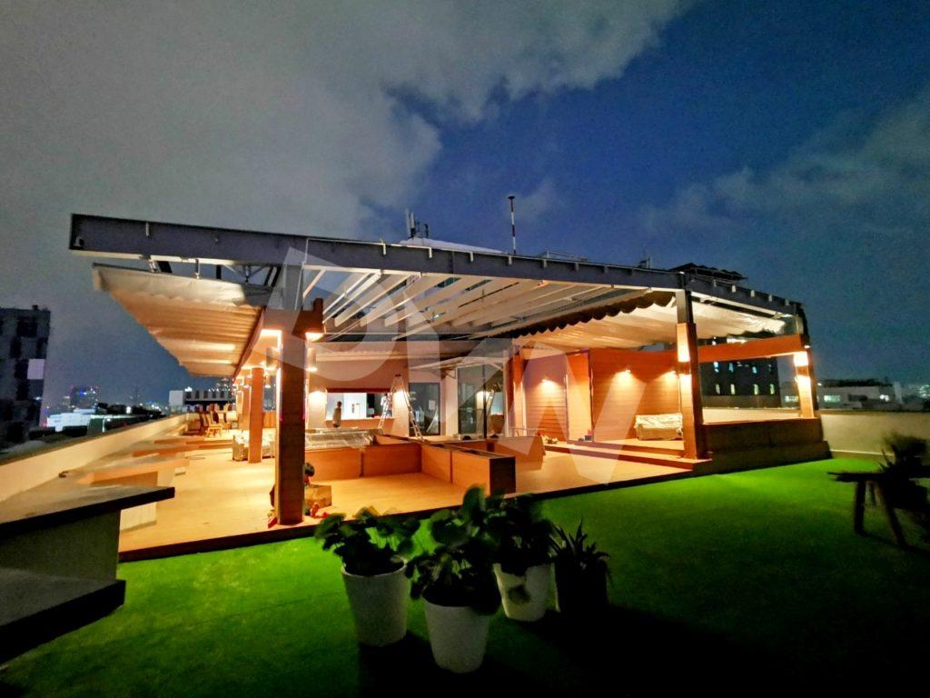 1, Một số hình ảnh sânthượng Khách Sạn Fusion Suites Sài Gòn 7