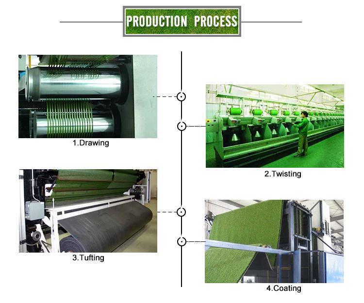 Thương hiệu nhà sản xuất cỏ 1