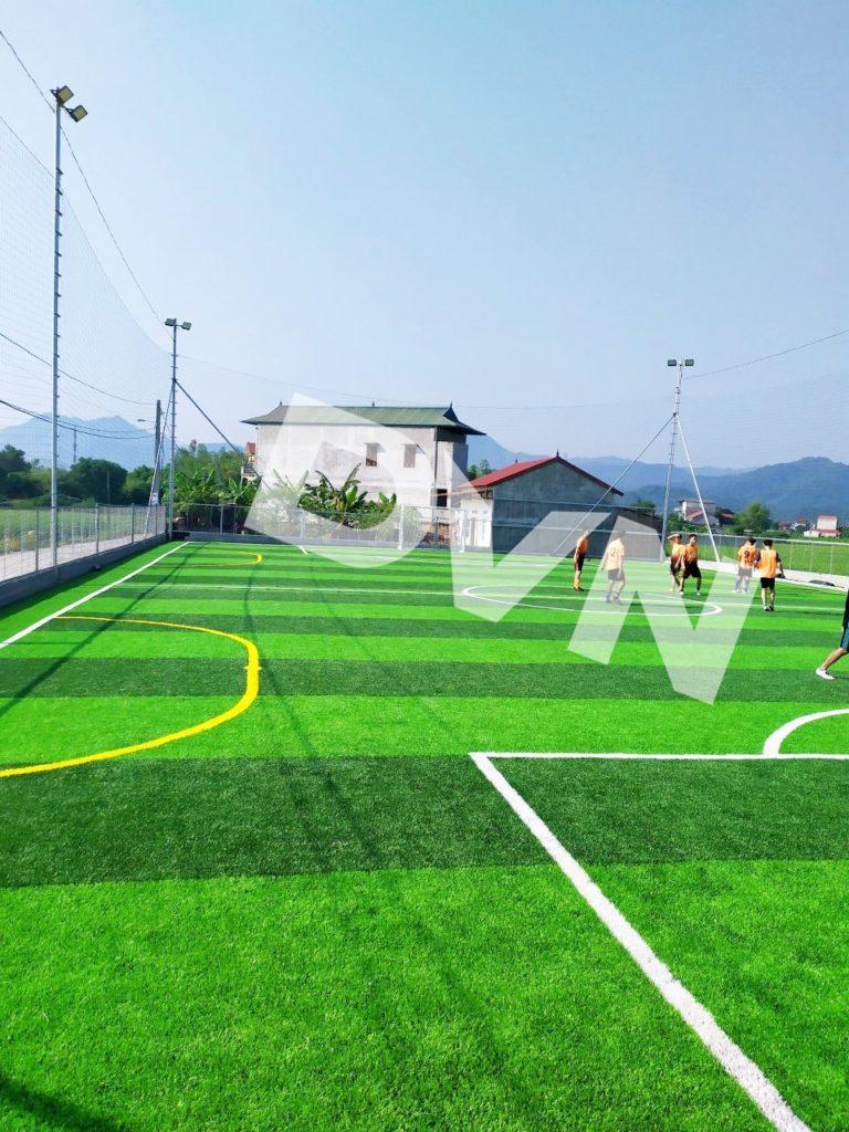 1, Một số hình ảnh sân bóng cỏ nhân tạo Tràng Định 5