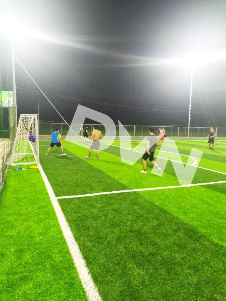 1, Một số hình ảnh sân bóng cỏ nhân tạo Tràng Định 11