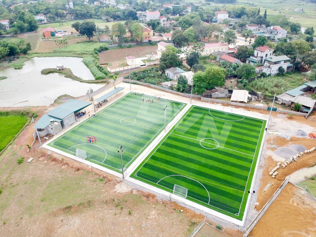 2,Nhữngđiều CẦN TRÁNH khi đầu tư sân bóng đá cỏ nhân tạo: 3