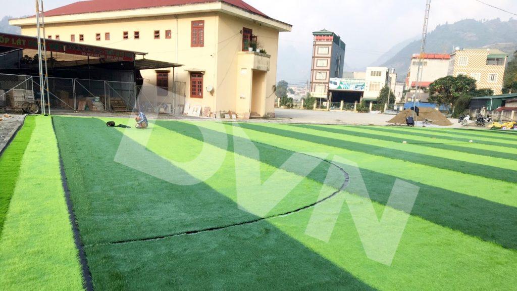 1, Một số hình ảnh sân bóng tạiMường Khương, Lào Cai 9