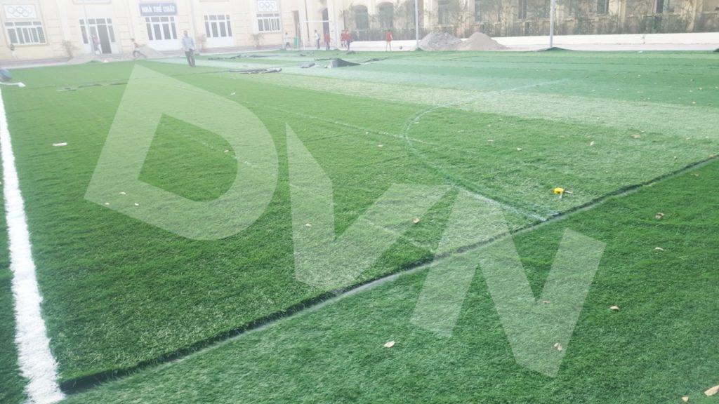 1, Một số hình ảnh sân bóng Trường tiểu học Tiền Phong 4
