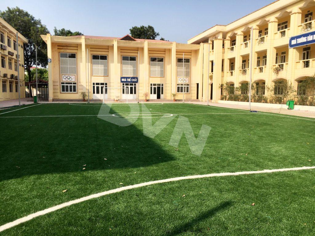 1, Một số hình ảnh sân bóng Trường tiểu học Tiền Phong 9