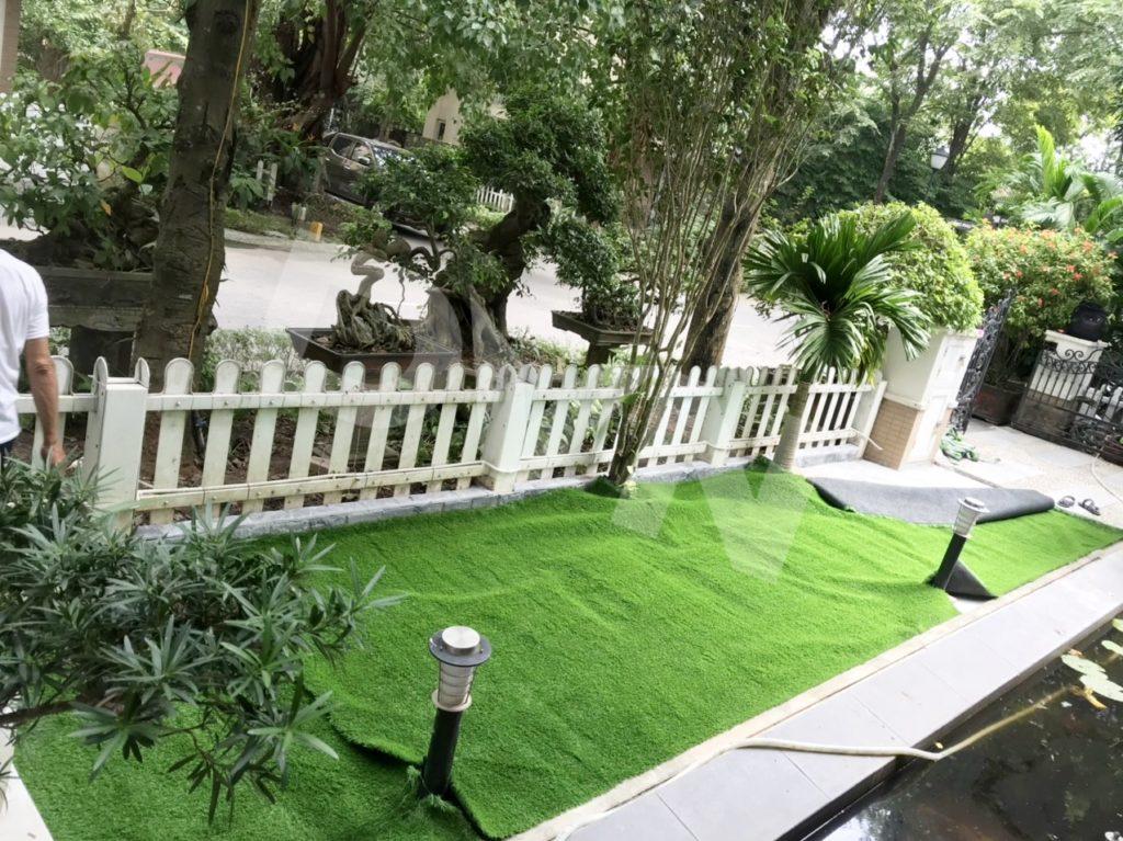 1, Một số hình ảnhsân vườn tại KĐT Ecopark Hưng Yên 3