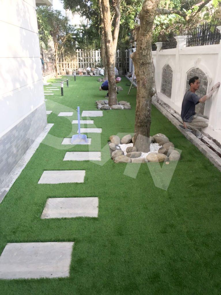 1, Một số hình ảnhsân vườn tại KĐT Ecopark Hưng Yên 6