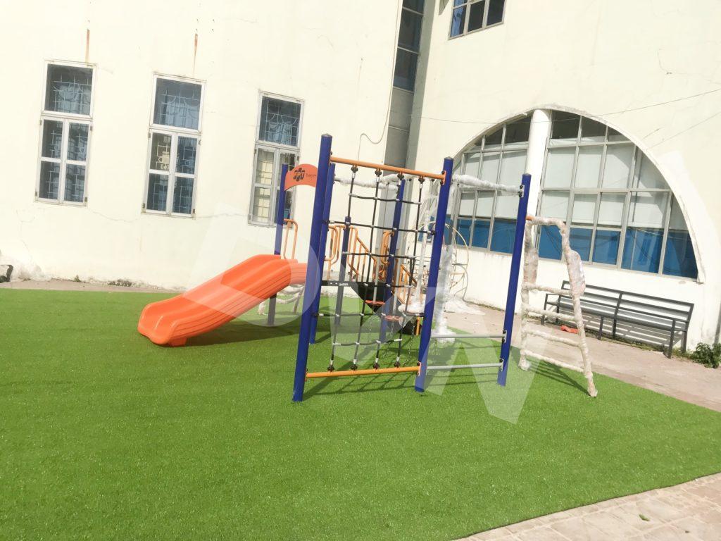 1, Một số hình ảnh sân chơi tại Cung thiếu nhi tỉnh Lạng Sơn 5