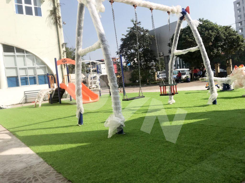1, Một số hình ảnh sân chơi tại Cung thiếu nhi tỉnh Lạng Sơn 6