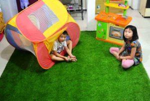 3. Lựa chọn loại cỏ nhân tạo có độ mềm mại phù hợp 2