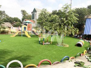 Tip lựa chọn cỏ nhân tạo phù hợp với không gian 2