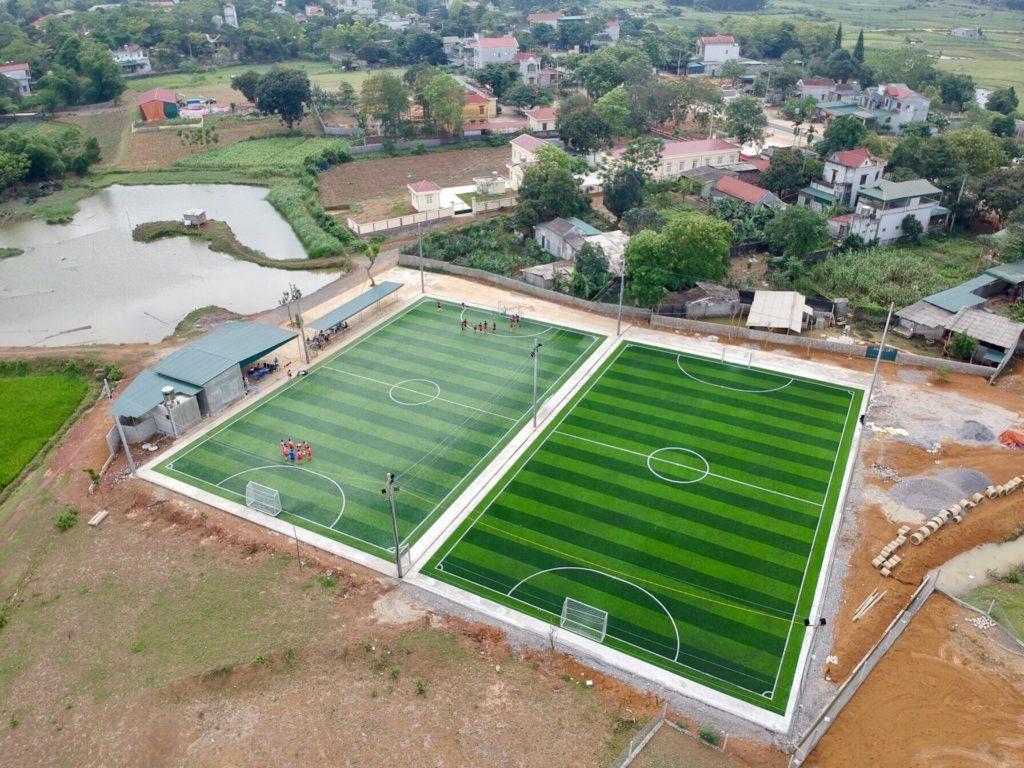 Văn hóa bóng đá của từng khu vực 1