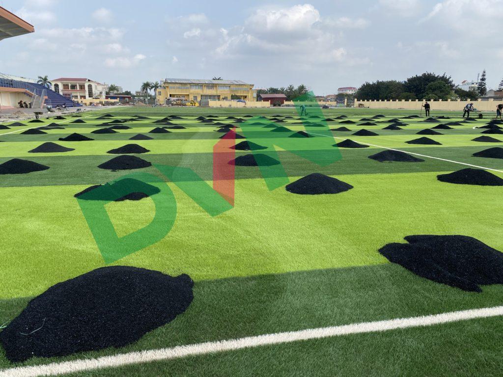 1, Một số hình ảnh của Sân vận động huyệnAn Lão 2