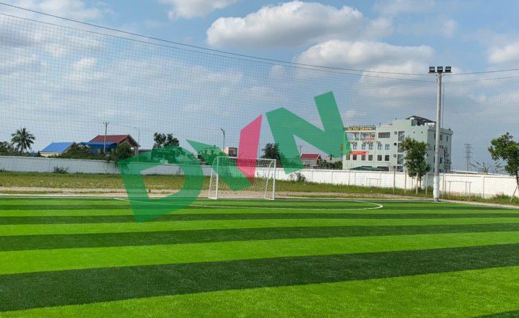 Hình ảnh sân bóng công ty TNHH Heesung