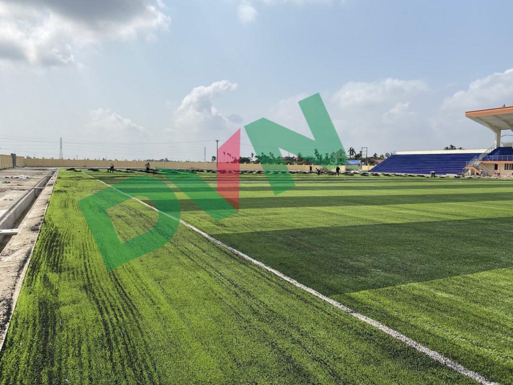 1, Một số hình ảnh của Sân vận động huyệnAn Lão 5