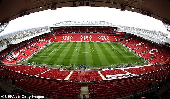 Sân vận độngAnfield (Anh) 1
