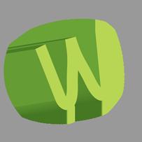 Thảm cỏ nhân tạo sợiChữ W 1