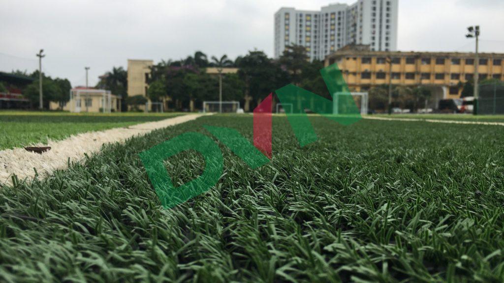 1,Một số hình ảnh sân bóng cỏ nhân tạo Trường Cao Đẳng Đường Sắt 2