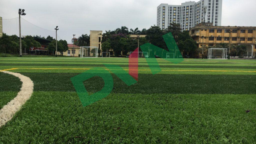 1,Một số hình ảnh sân bóng cỏ nhân tạo Trường Cao Đẳng Đường Sắt 4
