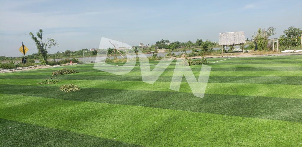 1. Một số hình ảnh tại sân bóng cỏ nhân tạo Nam Trực, Nam Định 7