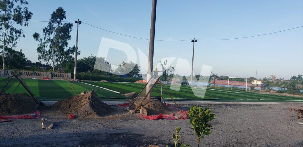 1. Một số hình ảnh tại sân bóng cỏ nhân tạo Nam Trực, Nam Định 4