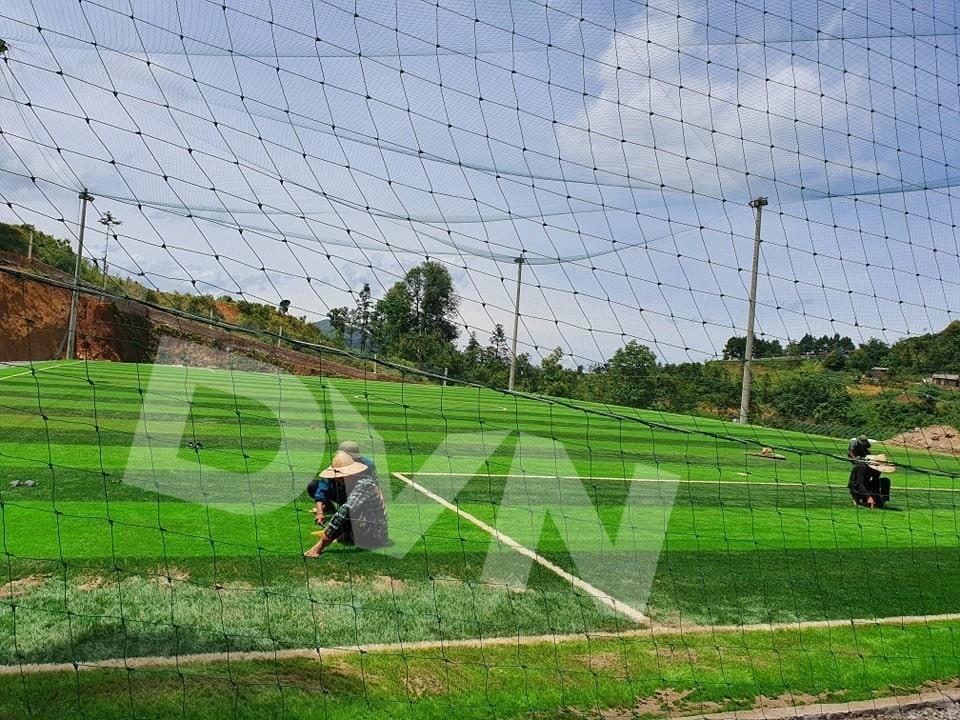 1, Một số hình ảnh của dự án sân bóng đá tại Sa Pa, Lào Cai 5