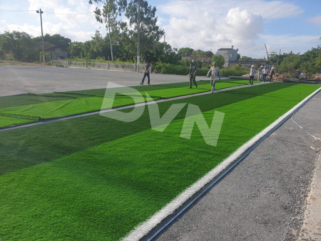 1. Một số hình ảnh tại sân bóng cỏ nhân tạo Nam Trực, Nam Định 3