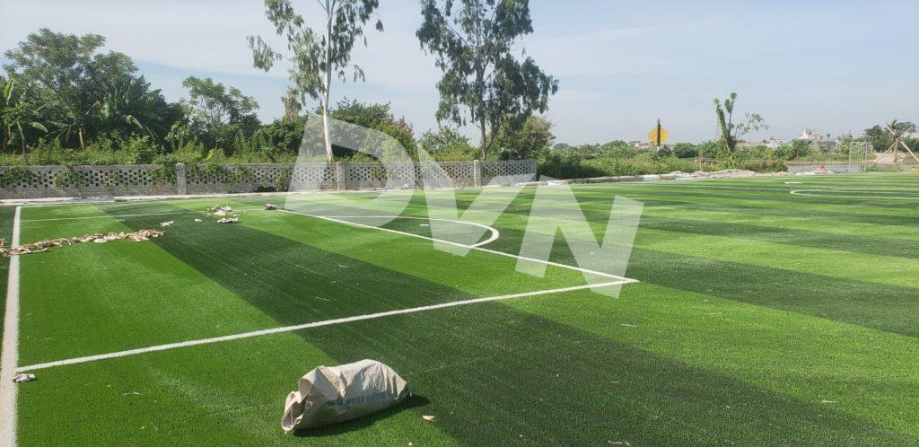 1. Một số hình ảnh tại sân bóng cỏ nhân tạo Nam Trực, Nam Định 8